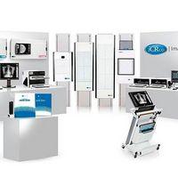 Aluguel CR DR monitor radiologia
