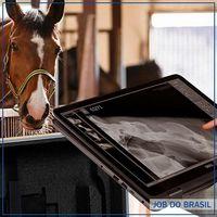 Equipamento de raio x veterinário digital portátil