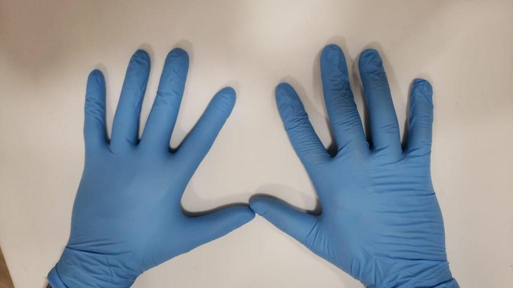 Luvas Cirúrgicas Descartáveis