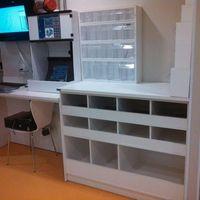 Mobiliário para farmácia hospitalar