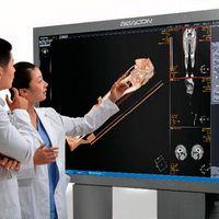Monitor médico alta resolução