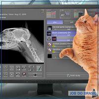 Sistema CR e DR de radiologia