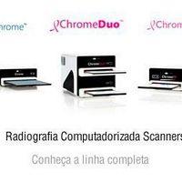 Sistema cr de mamografia