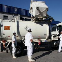Transporte de resíduos sólidos hospitalares